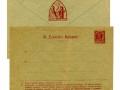 La busta postale R. Esercito Italiano 20152