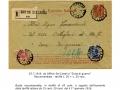 La busta postale R. Esercito Italiano 20157