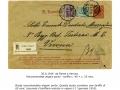 La busta postale R. Esercito Italiano 20158
