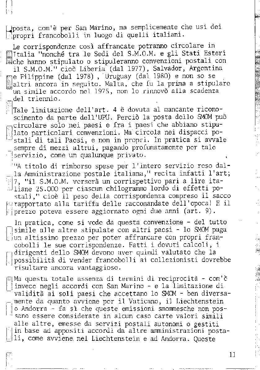 L'Intero Postale dal n. 1 al n. 1389