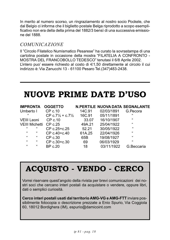 IP81 - mio18