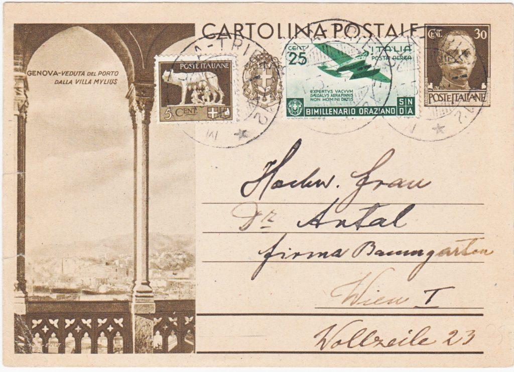 genova - turistica 30 cent